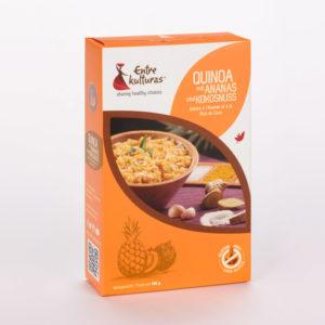 Quinoa Mit Ananas Und Kokosnuss