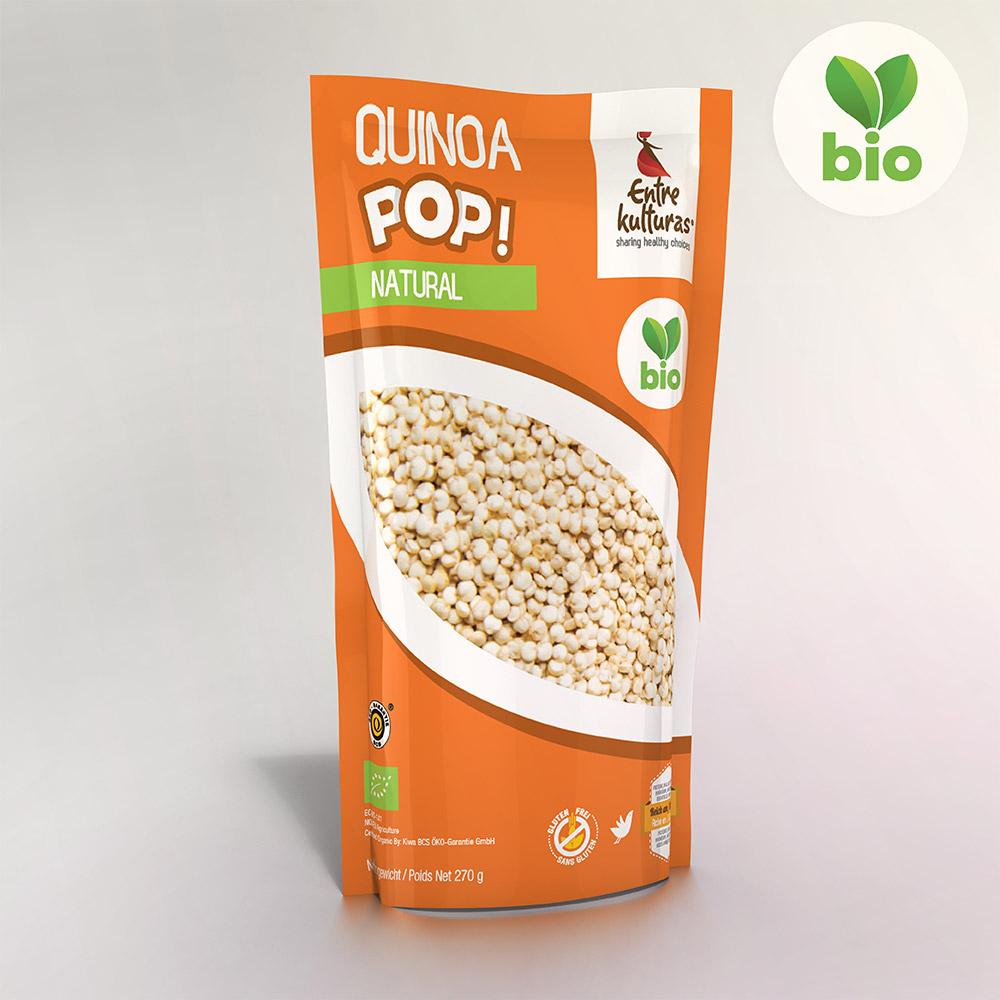 Quinoa Biologique Soufflée