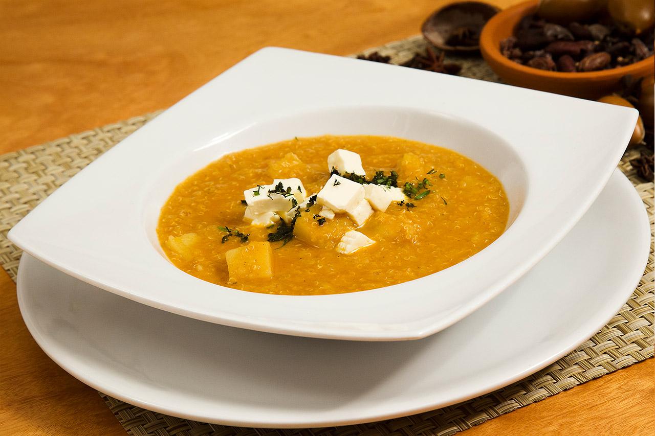 Bio Quinoa Soup