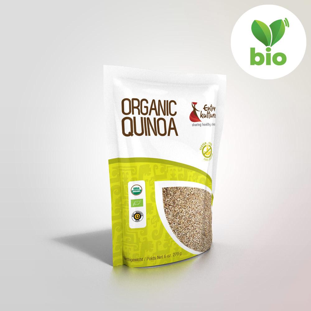 Organic Raw Quinoa